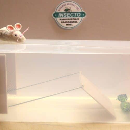 Plastikust mürgivaba roti-ja hiirelõks